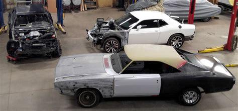 chrysler 300 hellcat swap restomod and custom auto fabrication cleveland pap