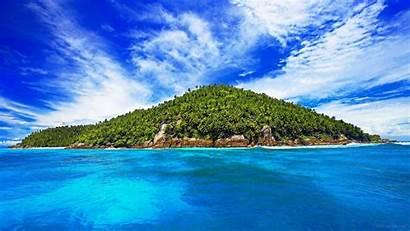 Tropical Ocean Water Seas Shore Beach Summer