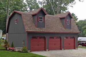 maxibarn economy 3 car garages for sale achitecture With amish garage with apartment