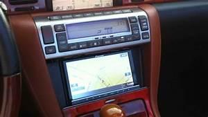 2004 Lexus Sc430 Navigation Upgrade Pioneer Avic