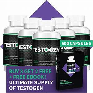 Testogen Review  U0026 Buyers Guide