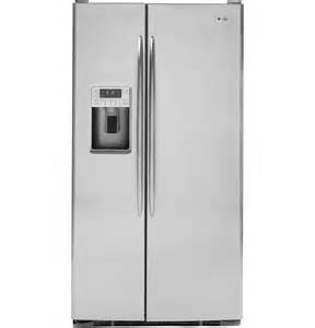 GE Profile Refrigerator Side by Side