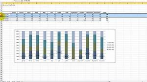 Excel Graphique Empil U00e9 100  Avec  U00e9tiquettes De Pourcentage