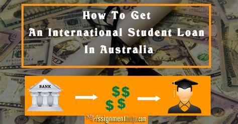 Personal Loan For International Students @australia