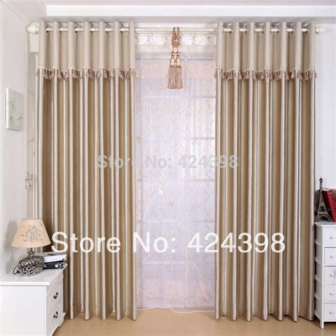 embossed thickening mordern bedroom curtain for windows
