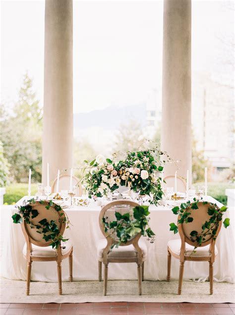 elegant gold ivory wedding inspiration elizabeth anne