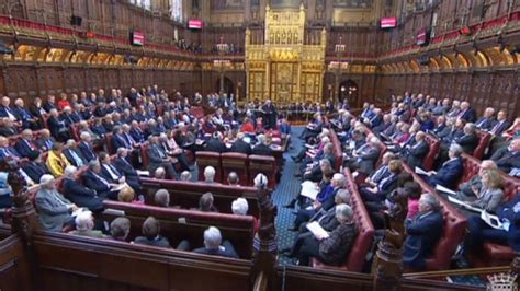 House of Lords attacks bill aimed at preventing no-deal ...