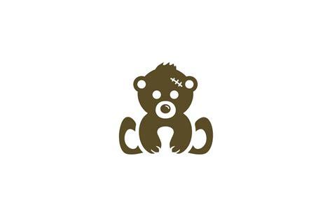 Cute Teddy Bear Logo To Buy Online