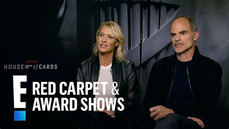house of cards awards robin wright on quot house of cards quot season 6 without kevin