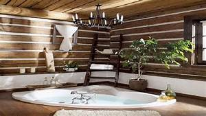 la tendance deco pour la salle de bain est au bois clair With amazing idee deco pour maison 5 deco cuisine bois naturel