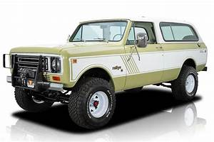 136456 1977 International Scout Ii Rk Motors Classic Cars