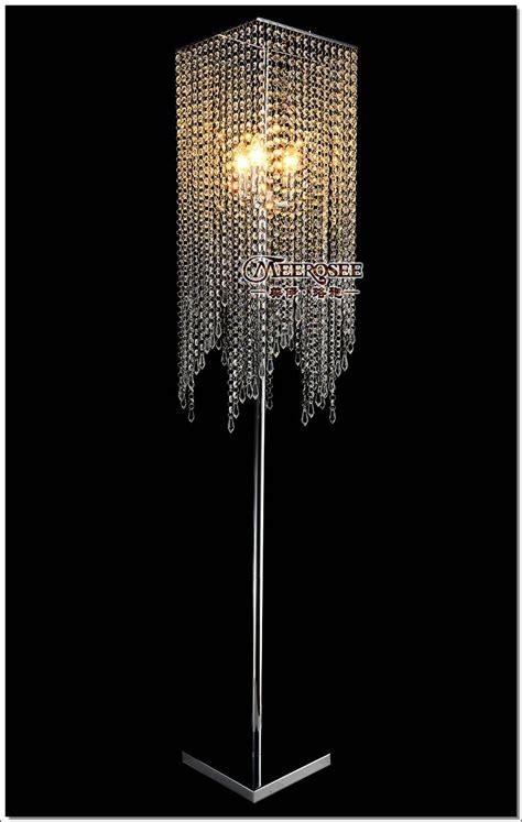 crystal floor standing l aliexpress com buy free shipping modern popular crystal