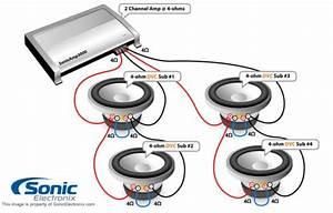 Car Sound System Wiring Diagram