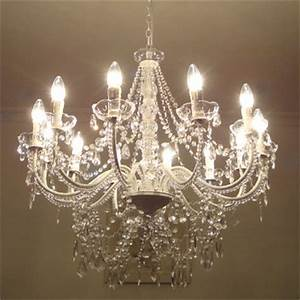 Kronleuchter Weiß Landhausstil : landhaus gro er kronleuchter wei kristalle l ster 12 armig h70cm deckenlampe ebay ~ Sanjose-hotels-ca.com Haus und Dekorationen