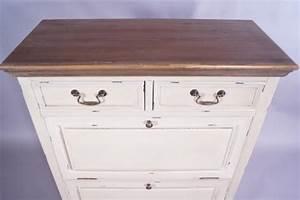 Holz Vintage Look : schuhschrank paris holz vintage look creme wei kaufen bei mehl wohnideen ~ Eleganceandgraceweddings.com Haus und Dekorationen