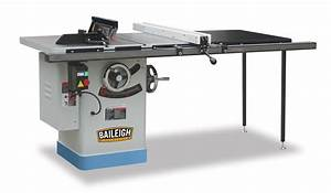 Riving Knife Table Saw TS-1040P-50 Baileigh Industrial