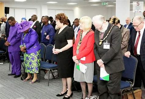 However, young enoch felt very strongly about getting formal. Pastor Adeboye inaugurates new RCCG central office in UK ...