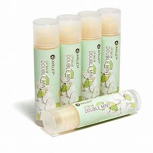 luscious organic lip balm tube labels customer ideas With chapstick tube labels