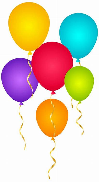 Balloons Clipart Clip Balloon Transparent Clipartpng Web