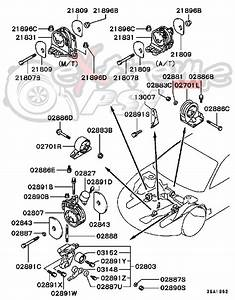 Mitsubishi Eclipse Spyder Covertible Parts Diagram