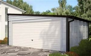 Garage Mit Pultdach : pultdachgaragen bezahlbare fertiggaragen kaufen ~ Michelbontemps.com Haus und Dekorationen