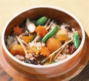 Riz Au Curry Japonais : riz pilaf japonais traditionnel kamameshi au cuiseur riz recette japan centre ~ Nature-et-papiers.com Idées de Décoration