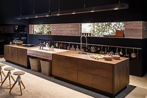 Küchen In Holzoptik : kuechenstile kuechen ~ Markanthonyermac.com Haus und Dekorationen