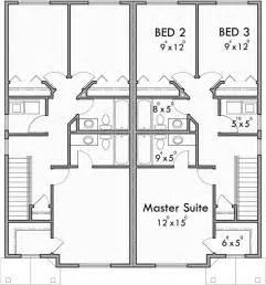 two story duplex floor plans duplex house plans 2 story duplex plans 3 bedroom duplex