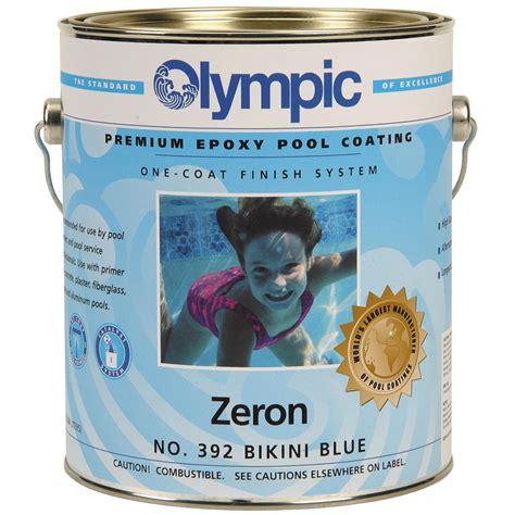 85325 Doheny Pool Coupons by Doheny S Pool Zeron Epoxy Coating Blue Pool Paint