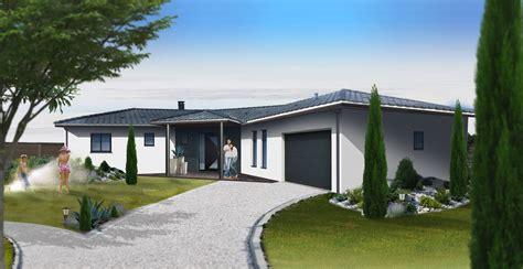 modele maison plain pied 4 chambres plan maison 130m2 plan de maison plain pied en u maison de 130m2 sur terrain en pente luxury