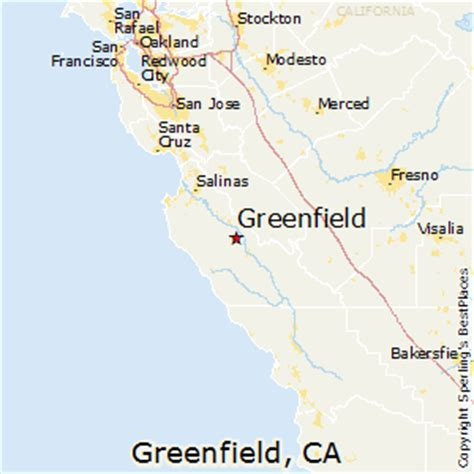 places    greenfield california