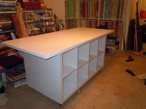 sewing expedit  eclectic mess cubby island
