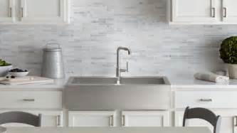 Kallista Sinks by Kohler Vault Double Basin Apron Front Sinks Kitchen