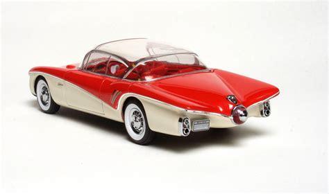 Die Cast Neos 1956 Buick Centurion Xp 301 Savage On Wheels