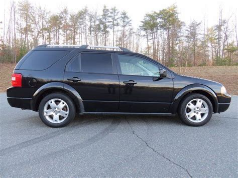 ford crossover black 2006 ford freestyle crossover for sale 942 used cars from 995