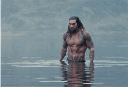 Aquaman Thor Jason Momoa Shirtless Alien Pants