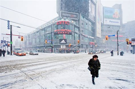Toronto Escapes November Without Snowfall, But It Won't Be