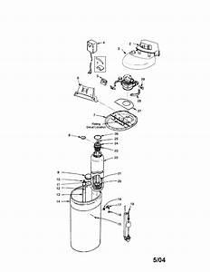 Kenmore Water Softener Parts