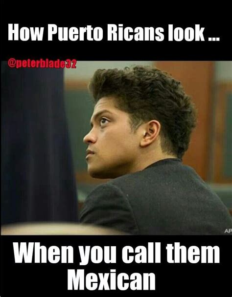 Puerto Rican Memes - puerto rican is not mexican hispanic pinterest