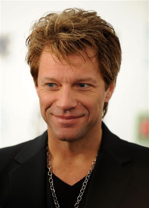 Jon Bon Jovi Photos Premiere When