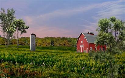Farm Country Virginia Wallpapers Scenes Scene Desktop