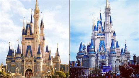 Cinderella's Castle has a fresh new look for Disney's ...