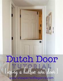 home depot hollow interior doors door tutorial using a hollow door