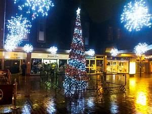 Outdoor Christmas Decorations for Shopping CentresBeach