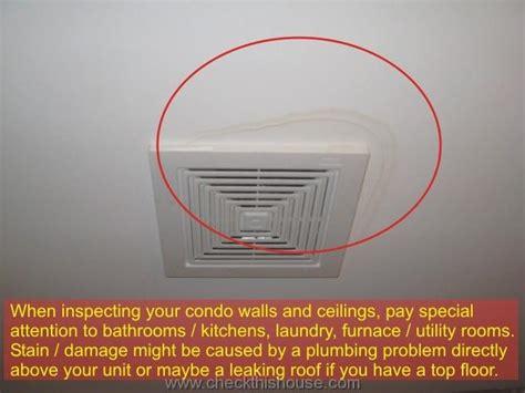 replace bathroom exhaust fan between floors condo floor walls windows and interior doors inspection