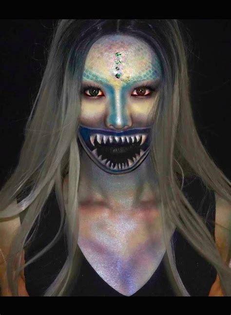mermaid halloween makeup ideas   year  diy projects