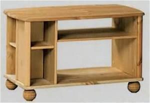 Tv Tisch Holz : pin tv tisch antra 79 holz kiefer massiv wei lasiert on ~ Lateststills.com Haus und Dekorationen