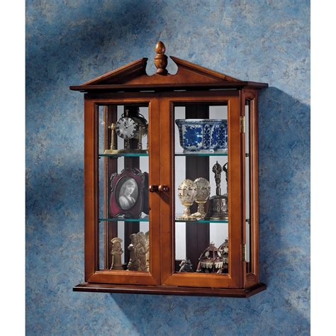 Stunning Lighted Corner Curio Cabinet Cookwithalocal