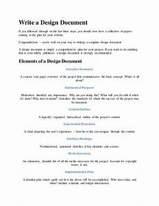 write a web design company document i core software With document creation company