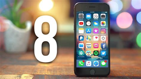zubehör iphone 8 iphone 8 review 1 week later
